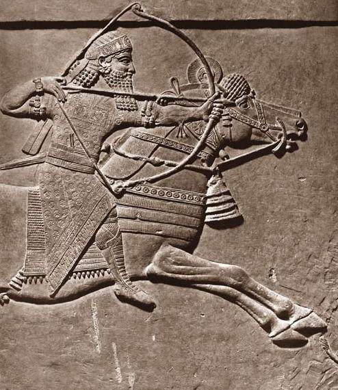 ashurbanipal-hunting